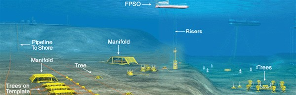 Subsea Structures Labelled WIDE 2
