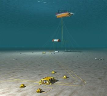 Banff subsea