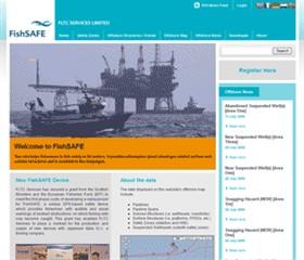 FishSafe Website